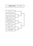 学童2部大会阪南市代表選抜トーナメント